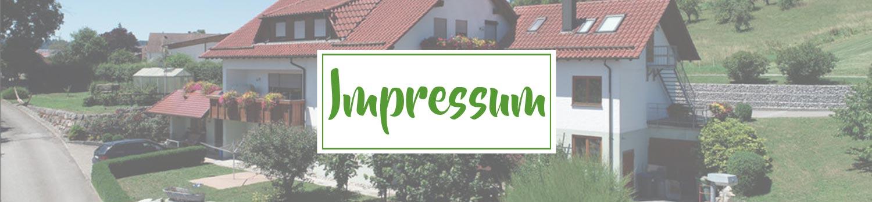 Impressum - Dornwiesenhof in Fichtenberg-Mittelrot / Ferienwohnung - Bäckerei - Hofladen - Eis - Schnapsbrennerei - Events